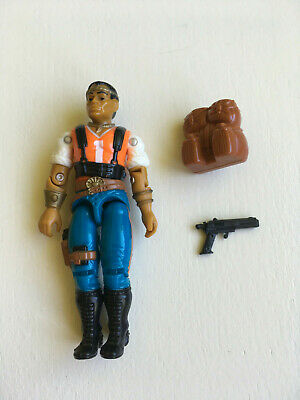 Vintage Action Force/G.I.JOE, Red Dog Figure [Complete] (1987)