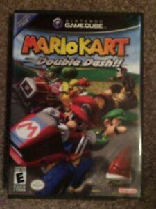 Mario Kart GameCube Game