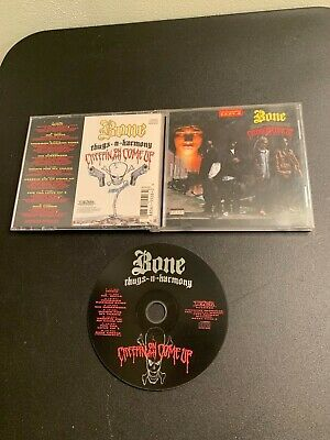 Bone Thugs N Harmony Creepin On Ah Come Up OG 1994 CD 90s RUTHLESS Gangsta Rap (Bone Thugs Creepin On Ah Come Up)