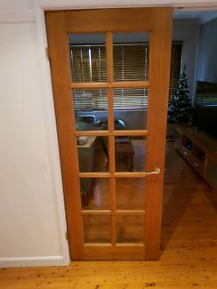 Doors with glass insert & Old Hotel Double Glass Doors | Building Materials | Gumtree ... pezcame.com