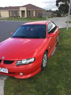 Holden vx series 2 SS rego & rwc might swap