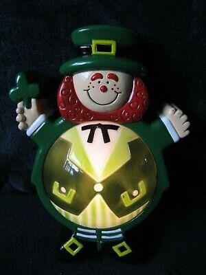 Leprechaun Figurine - Decorative Figure St. Patrick's Day ~ Push Light](Leprechaun Name)
