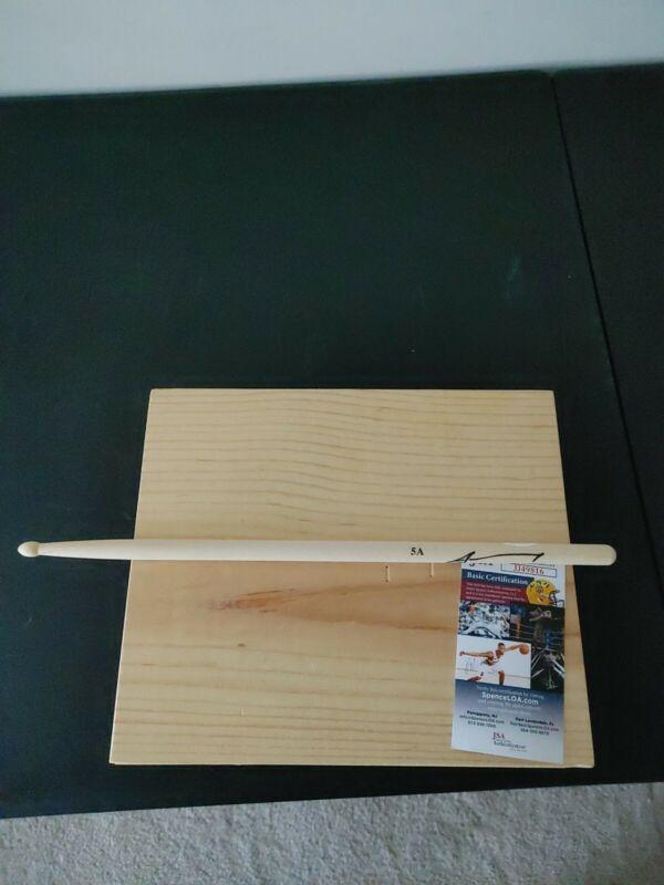 Jeremy Spencer Autograph Signed Drumstick-5 Finger Death Punch Drummer(JSA COA)