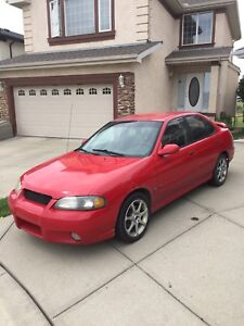 2002 Nissan Sentra SE-R Spec V for sale