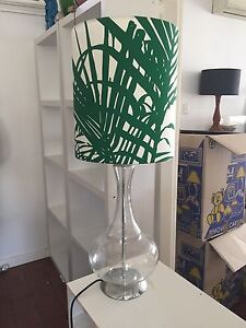 Lamp with shade Osborne Park Stirling Area Preview