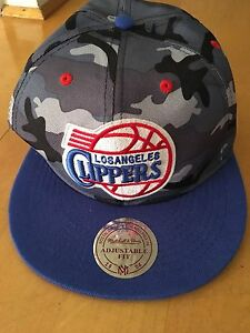 Los Angeles Clippers Cap. Hazelwood Park Burnside Area Preview