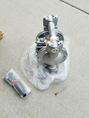 New Nos Open Box Deal Dayton Diaphragm Pump 1 6py44b We Ship Fast