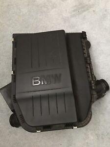 BMW 335i E90 OEM air intake housing box