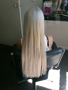 Re tape and move up Tape in Human hair extensions Langwarrin Frankston Area Preview