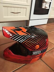 Motor Bike Helmet Adult Medium Murrumba Downs Pine Rivers Area Preview