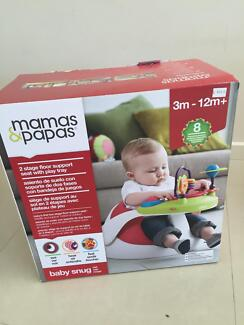 Baby seat with play tray Shellharbour Shellharbour Area Preview