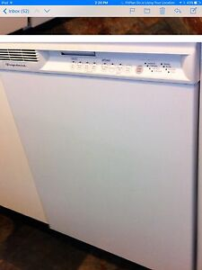 Fridgidaire Dishwasher