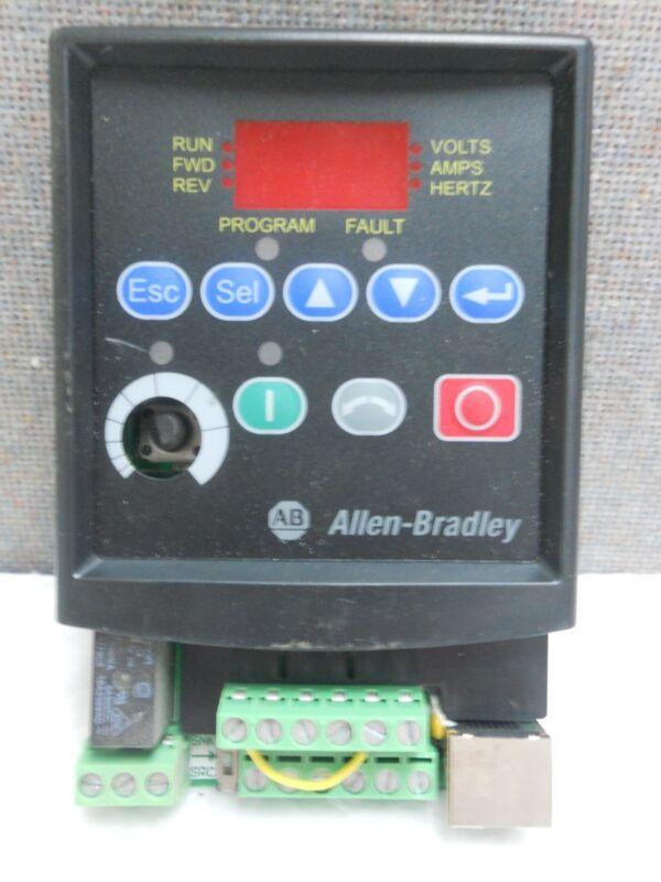 ALLEN BRADLEY DIGITAL DISPLAY BOARD & COVER 3811097603 USED 3811097603