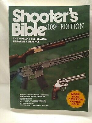Specs and Prices Photos 2020//2019 Shooter/'s Bible 111th Ed