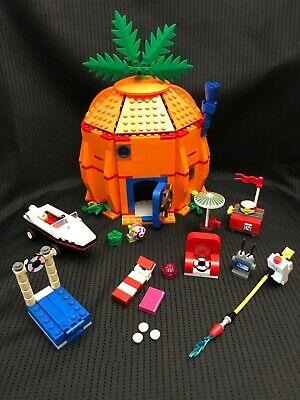 Lego 3834 - SpongeBob SquarePants - Good Neighbors at Bikini Bottom