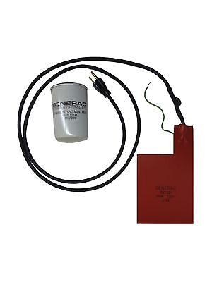 Generac Cold Weather Battery Warmer Kit For 1.5l Engine Part 6175