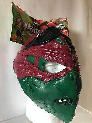 Teenage Mutant Ninja Turtles MENS TMNT MOVIE MASK-RAPHAEL Adult Halloween Mask