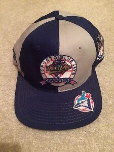 Bluejays vintage hat