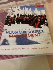 Brand new Human Resources management book