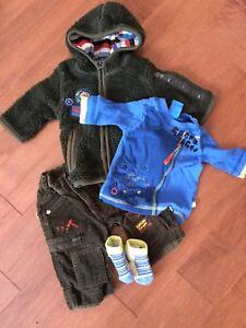 Vêtements garçon 1-3 mois