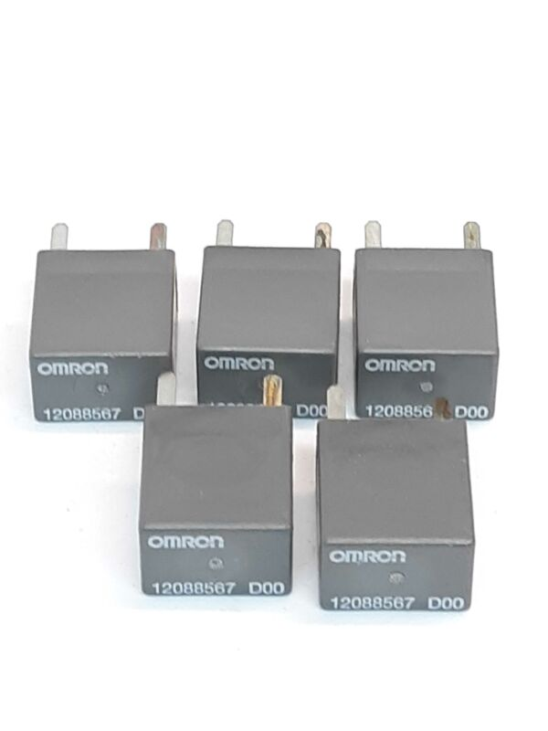 Omron 12088567 Fuse Relay N6248  Lot of 5