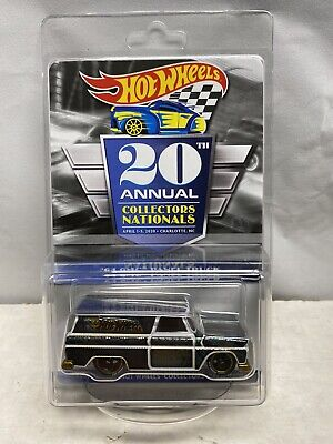 Hot Wheels 2020 Charlotte Nationals 64 GMC Panel Truck Limited Edition