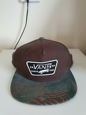 Vans Off The Wall Unisex Cap  Snapback