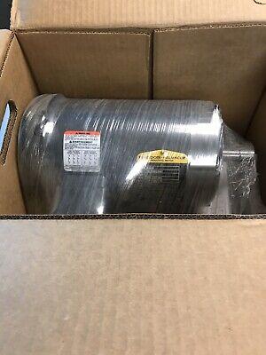 Baldor M3604 Motor 1hp 1155rpm 208-230460v Frame 184 Nos