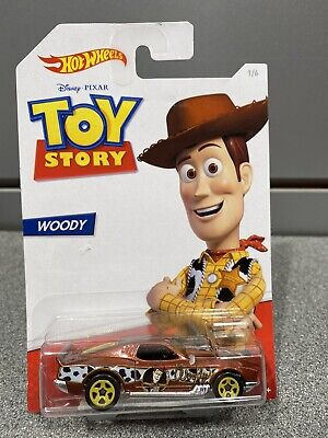 HOT WHEELS DIECAST - Toy Story - Woody - Blvd. Bruiser 1/6