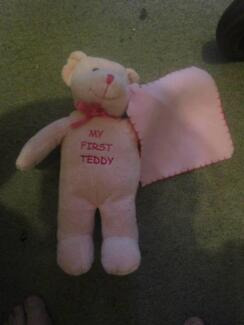 Pink 'My First Teddy' ***NEW***