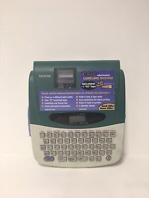 Brother P-touch Pt-1700 Label Thermal Printer