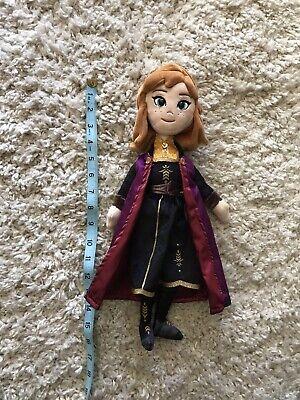 """New TY Original ANA The Princess 15.5"""" Stuffed Plush Toys (Sparkle Frozen 2)"""