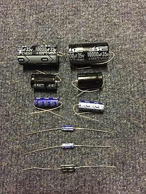 Used, Bally Midway Namco Pacman PCB Capacitor Cap Repair Rebuild Kit for sale  Yorktown Heights