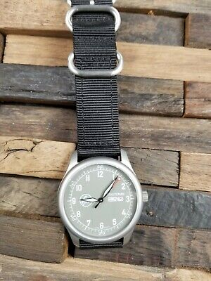Minuteman A11 American Field Watch Gray Dial Powered by Ameriquartz