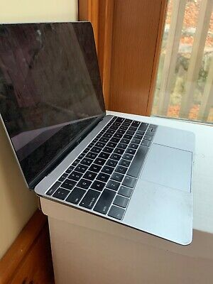Apple MacBook 12'' 256 GB Space Gray Laptop - MLH72LL/A (April, 2016)