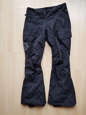 2e79b46bab7a NAPAPIJRI Ski Snowboard Pants Insulated Trousers Women s Size L