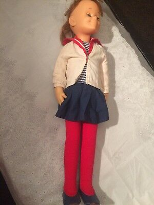 Vintage 1961 Mattel Charmin Chatty Cathy Doll