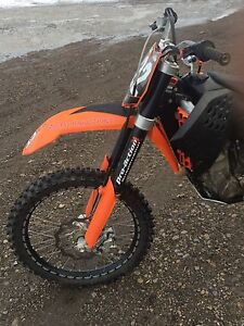 For sale ktm 250 sx-f 2500
