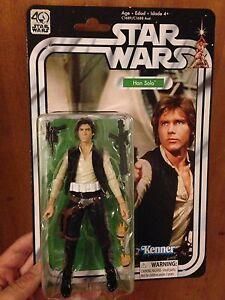 Star Wars 40th Black Series Han Solo