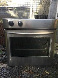 Westinghouse electric oven Belair Mitcham Area Preview