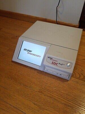 Stryker Sdc Pro2 Dvd Digital Capture System Endoscopy