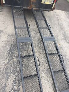 Ramps great for atvs call or text 2894569155