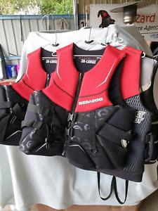 Ski jackets x 4 $50 each