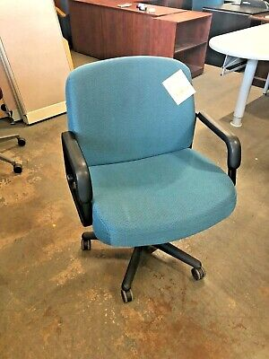 Extra Wide Big Man Chair W Casters By Hon Office Furniture