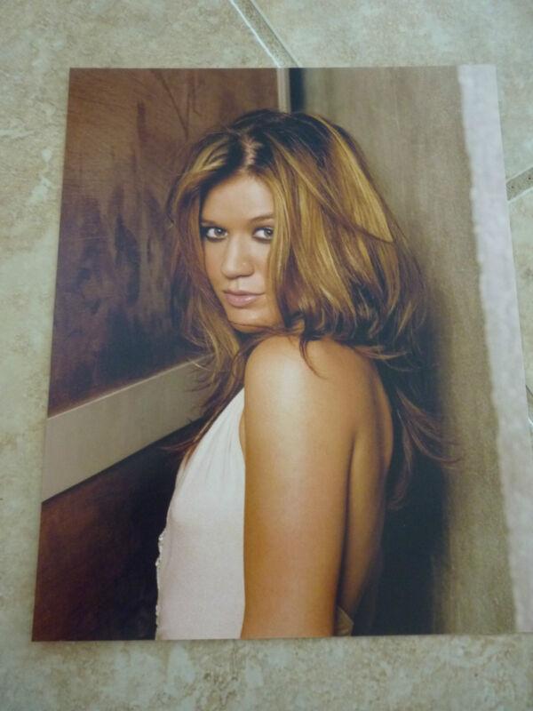 Kelly Clarkson American Idol Color 8x10 Photo Promo #2