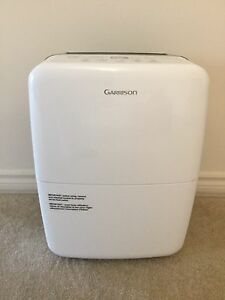 Garrison 50-pint dehumidifier