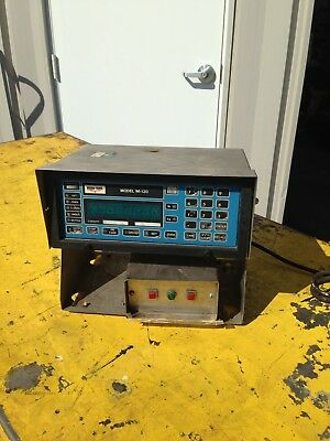 Weigh-tronix Mi-120 Digital Scale Weight Indicator
