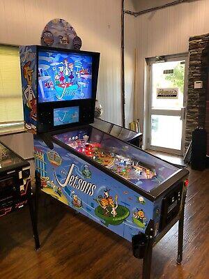 Jetsons Pinball Machine Brand New 1 of 100