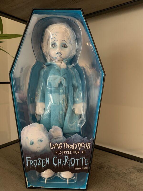 Living Dead Dolls (LDD) Resurrection 12 Frozen Charlotte