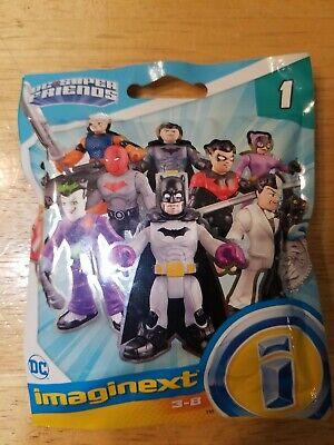 Imaginext DC Super Friends Series 1 Blind Bag #81 Red Hood